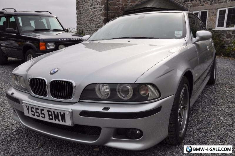 2001 Saloon M5 for Sale in United Kingdom