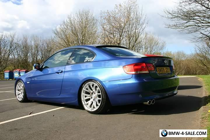 2009 Coupe 3 Series For Sale In United Kingdom