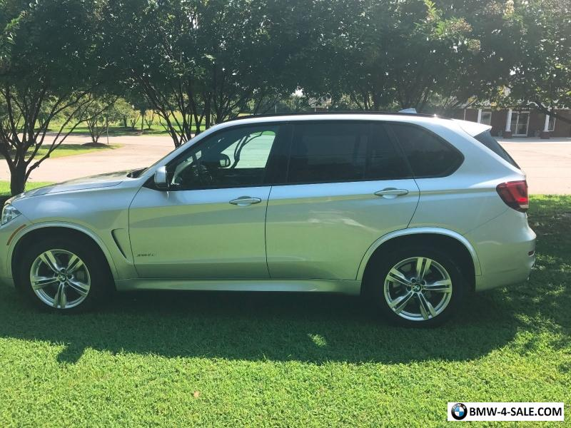 2015 BMW X5 XDrive50i M Sport SUPER LOADED MSRP 94k RARE For Sale