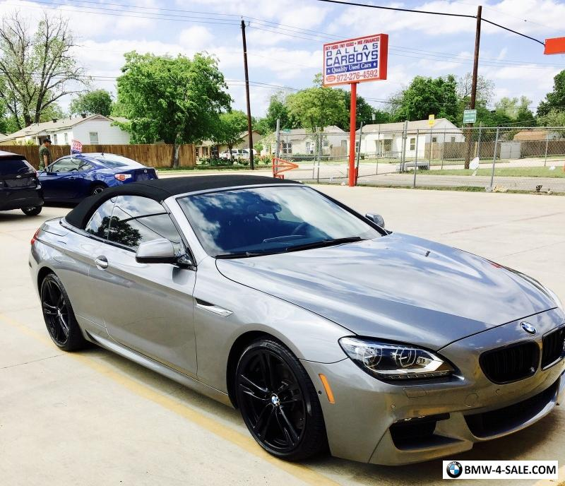 2013 BMW 6-Series M PACKAGE For Sale In United States