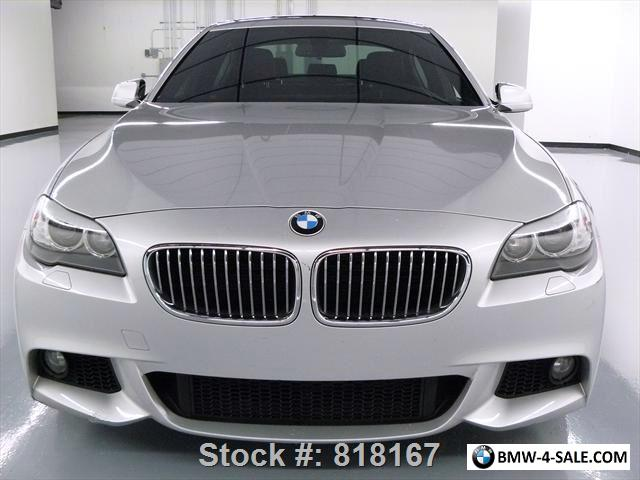 5 Star Auto Sales >> 2013 BMW 5-Series 535I M SPORT HTD SEATS SUNROOF ...