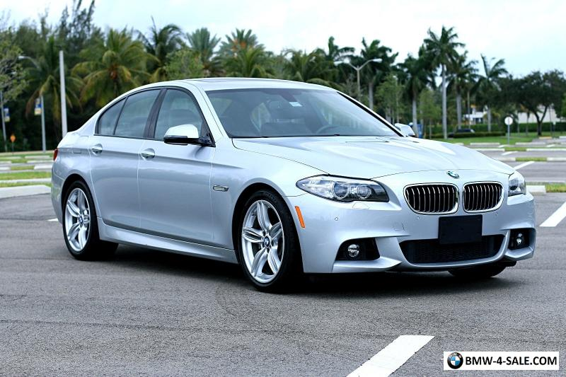 BMW 535I M Sport >> 2015 BMW 5-Series 5 Series 535i M Sport for Sale in United States