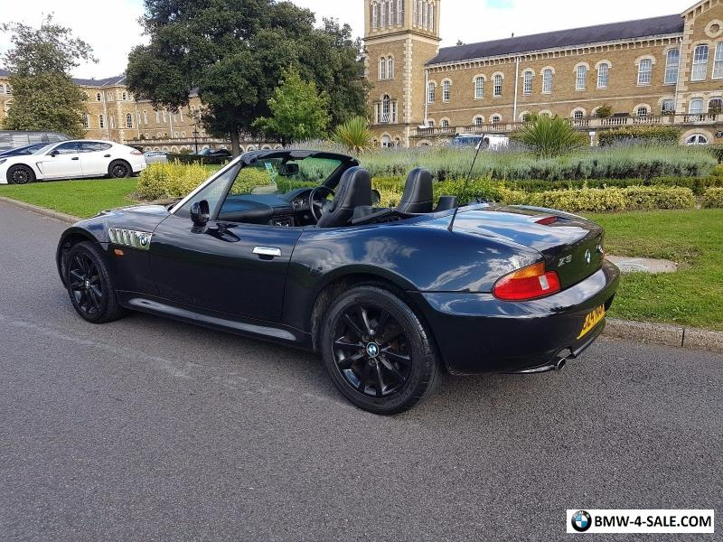 1999 Roadster Z3 For Sale In United Kingdom