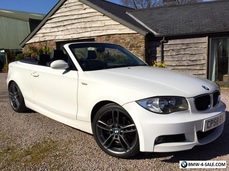 2009 Sports Convertible 1 Series For Sale In United Kingdom