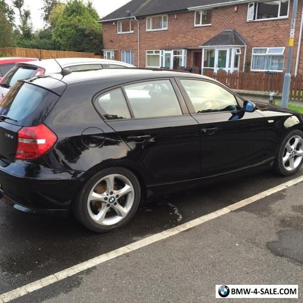 2007 Bmw 1 Series For Sale In United Kingdom