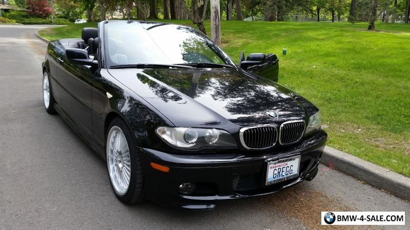 2006 bmw 3 series convertible for sale in united states. Black Bedroom Furniture Sets. Home Design Ideas