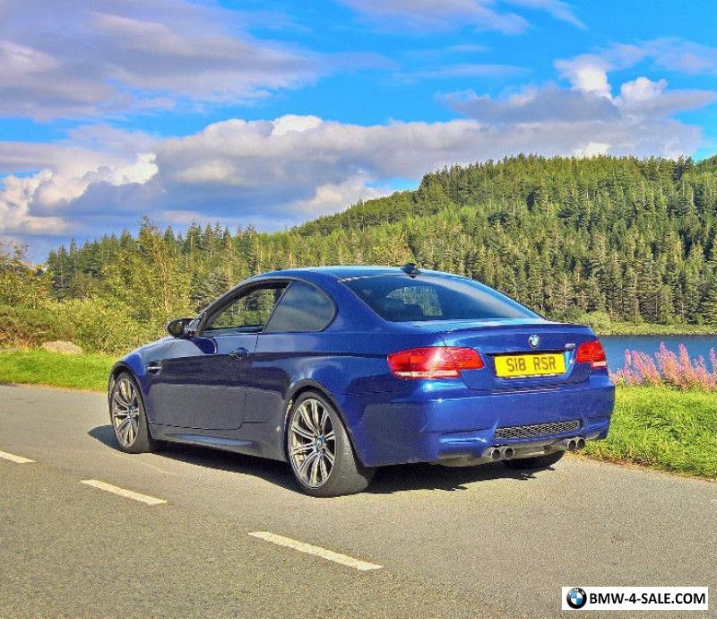 2009 Bmw M3 For Sale In United Kingdom