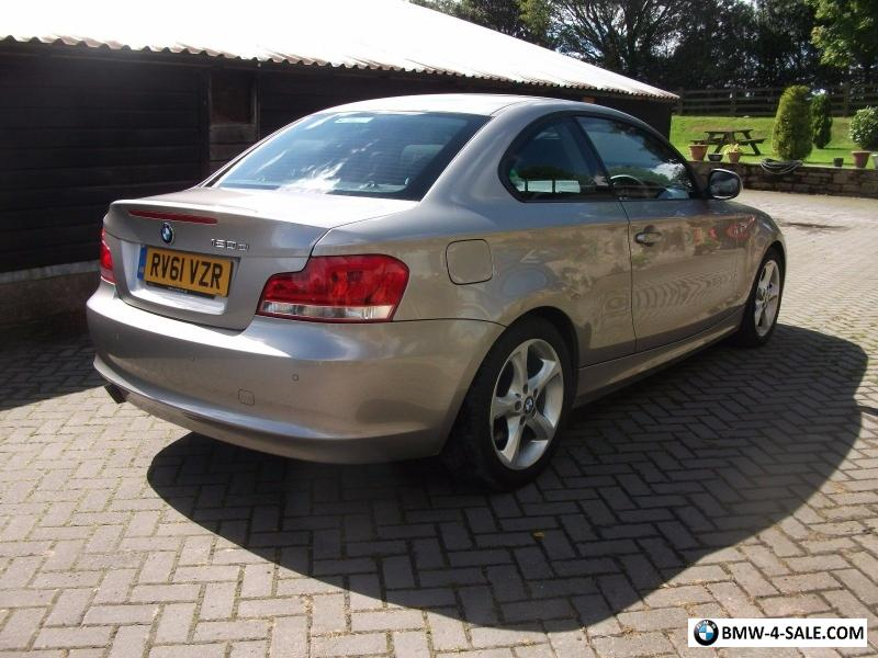 2011 Coupe 120 For Sale In United Kingdom