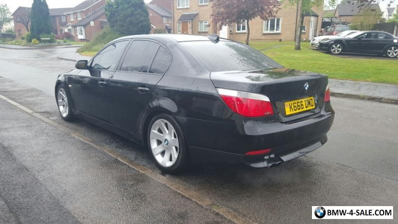 2004 Bmw 530 for Sale in United Kingdom