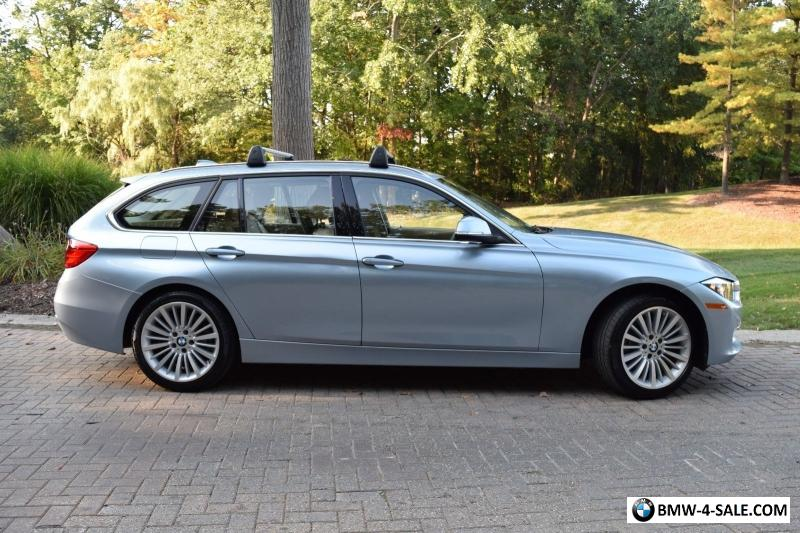 2014 Bmw 3 Series Station Wagon 4 Door For Sale In United