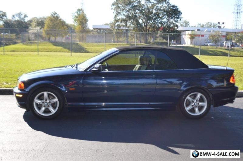 2002 Bmw 3 Series Convertible For