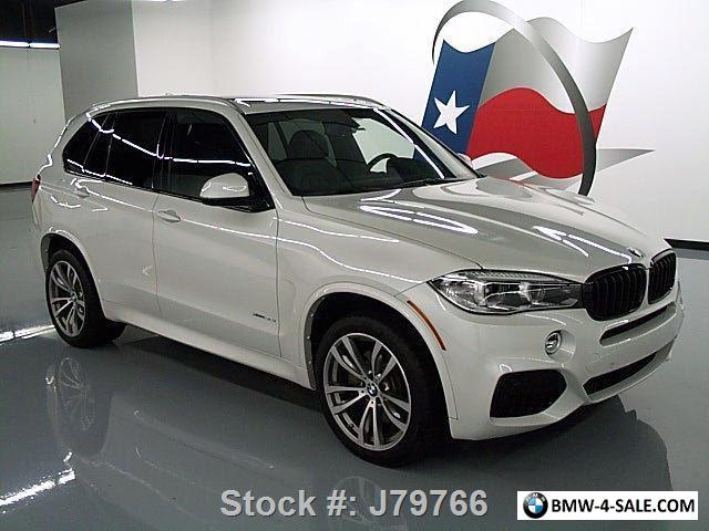 2016 bmw x5 xdrive50i awd m sport line pano roof nav for sale in united states. Black Bedroom Furniture Sets. Home Design Ideas