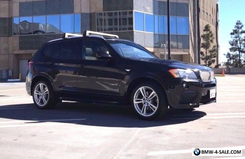 2013 BMW X3 M Sport For Sale