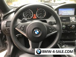 2010 Bmw 650i >> 2010 6 Series 650i For Sale In United States