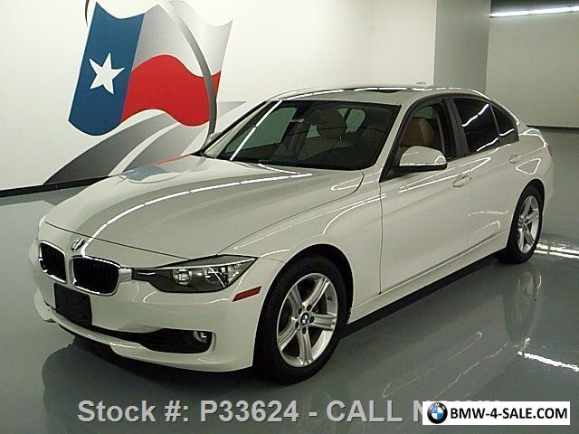 2014 bmw 3 series 328i sedan turbo sunroof heated seats for sale in united states. Black Bedroom Furniture Sets. Home Design Ideas