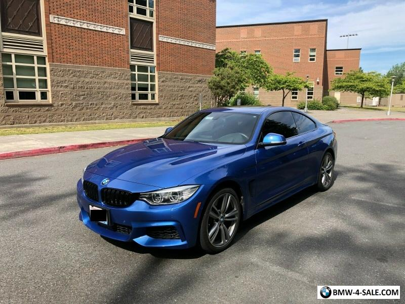 Bmw 435i For Sale >> 2014 Bmw 4 Series 435i Xdrive For Sale In United States