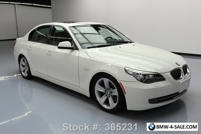 2010 bmw 5 series 528i sport automatic heated seats. Black Bedroom Furniture Sets. Home Design Ideas
