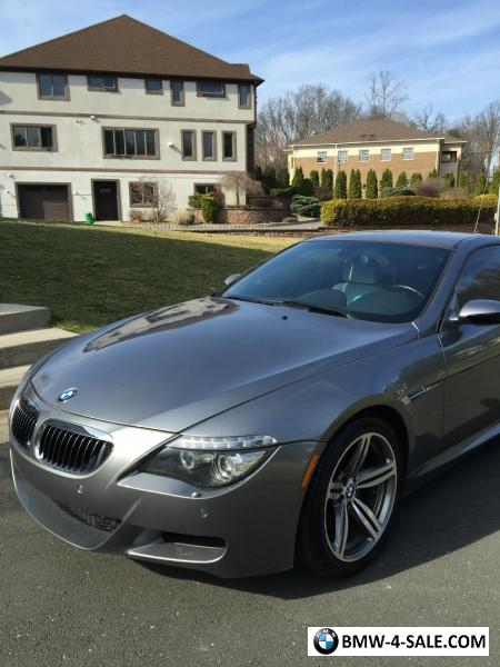 2008 bmw m6 for sale in united states. Black Bedroom Furniture Sets. Home Design Ideas