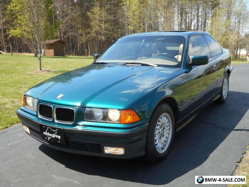 1994 bmw 3 series 325is for sale in united states. Black Bedroom Furniture Sets. Home Design Ideas