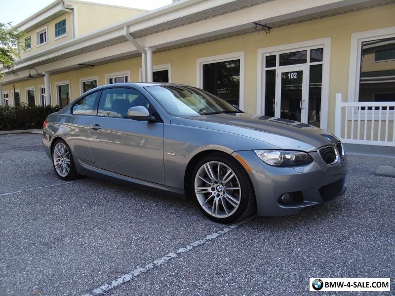 BMW 335I Coupe For Sale >> 2010 Bmw 3 Series 335i Coupe M Sport Pkg For Sale In United