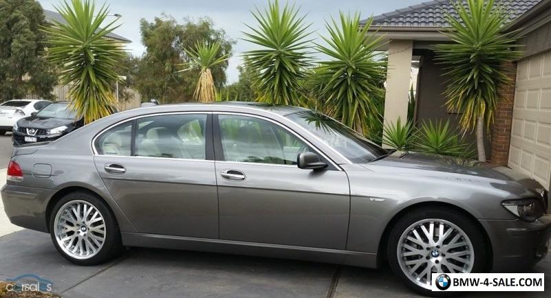 BMW 750Li 2008 - RWC & Rego - Fully optioned 7 Series 750 Li Long Version