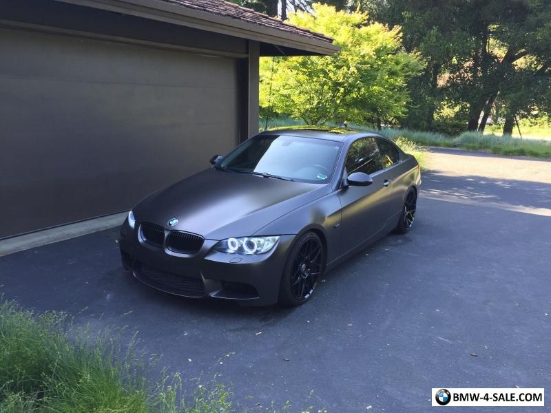 2009 bmw 3 series e92 335i for sale in united states. Black Bedroom Furniture Sets. Home Design Ideas