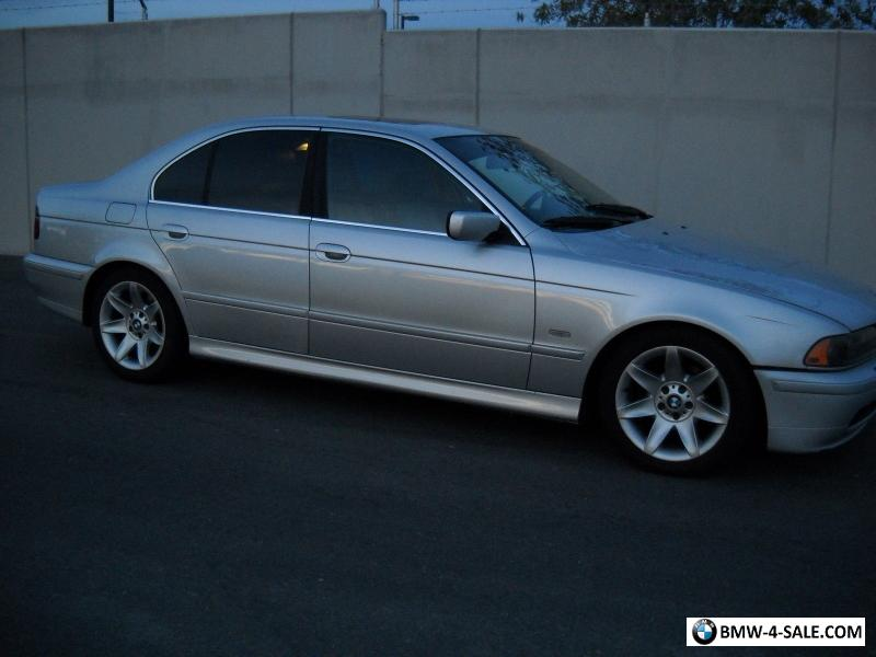 2002 bmw 5 series for sale in united states. Black Bedroom Furniture Sets. Home Design Ideas