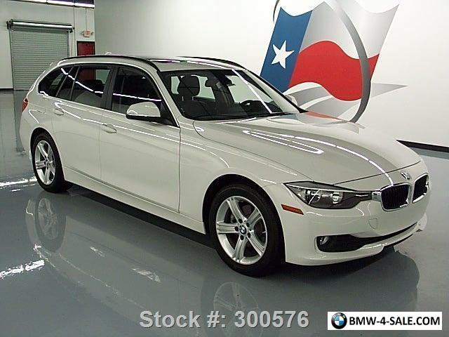 BMW Series D XDRIVE WAGON AWD DIESEL PANO ROOF NAV For - Bmw 3 series diesel wagon