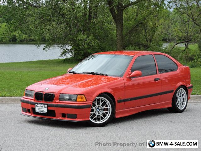 1997 Bmw M3 318ti For Sale In United States