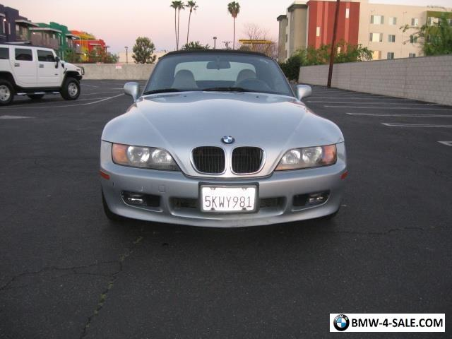 1996 Bmw Z3 For Sale In United States