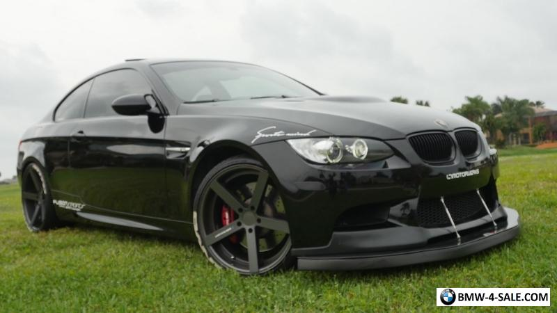 2009 bmw m3 for sale in united states