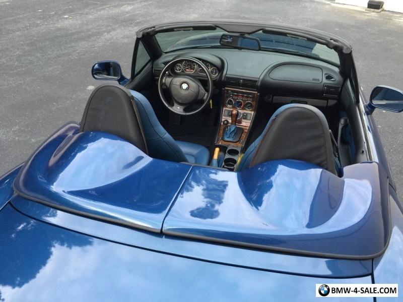 2002 BMW Z3 for Sale in United States