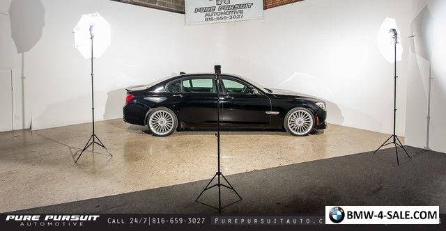 2011 bmw 7 series alpina b7 lwb hud rear entertainment luxury seating surround view for sale in. Black Bedroom Furniture Sets. Home Design Ideas