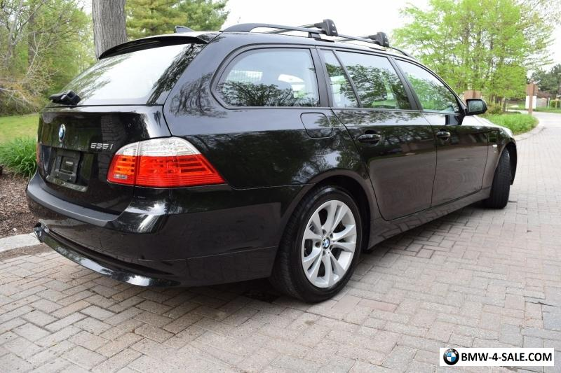 2010 Bmw 5 Series 535xi Station Wagon For Sale In United