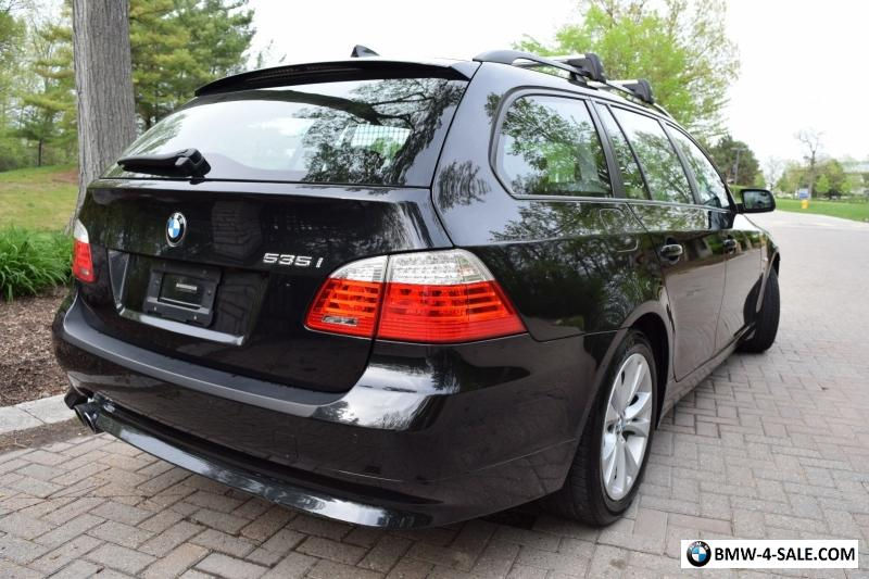 2010 bmw 5 series 535xi station wagon for sale in united states. Black Bedroom Furniture Sets. Home Design Ideas