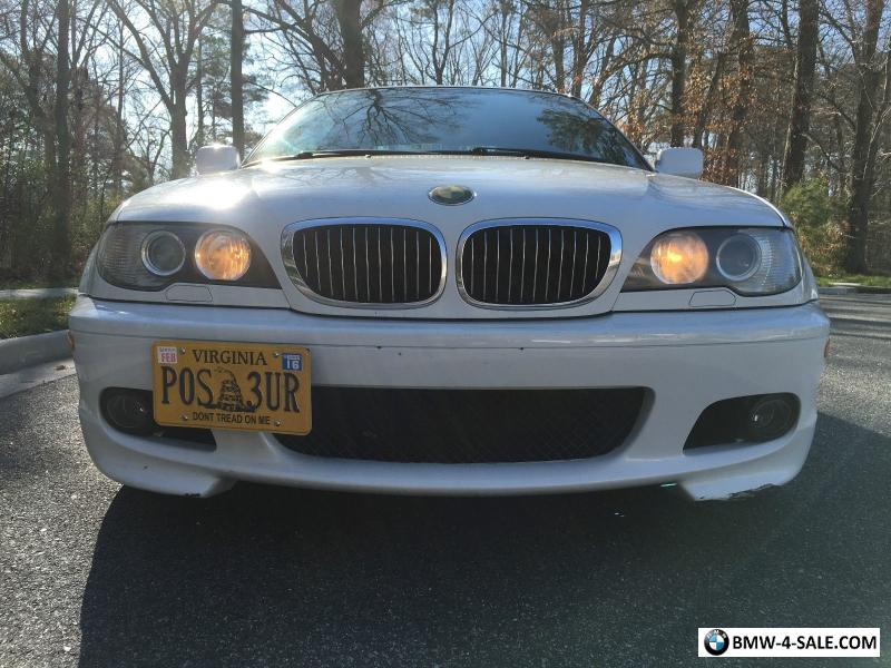 2004 Bmw 3 Series 330ci Zhp Optioned Coupe For Sale In