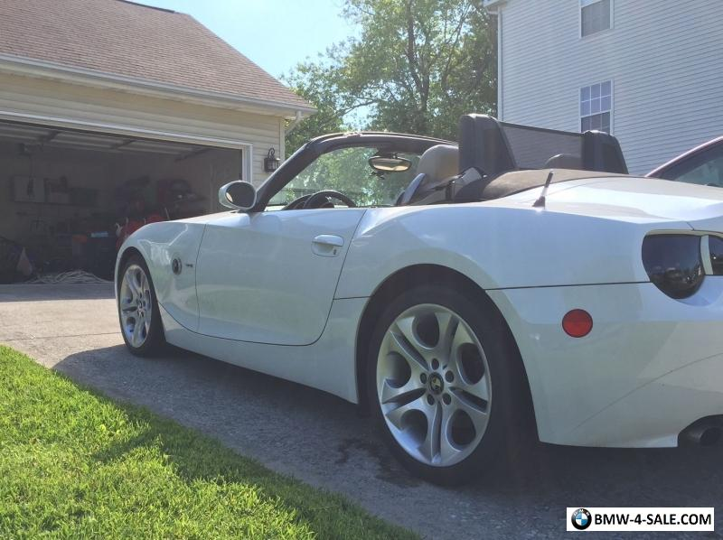 2005 Bmw Z4 For Sale In United States