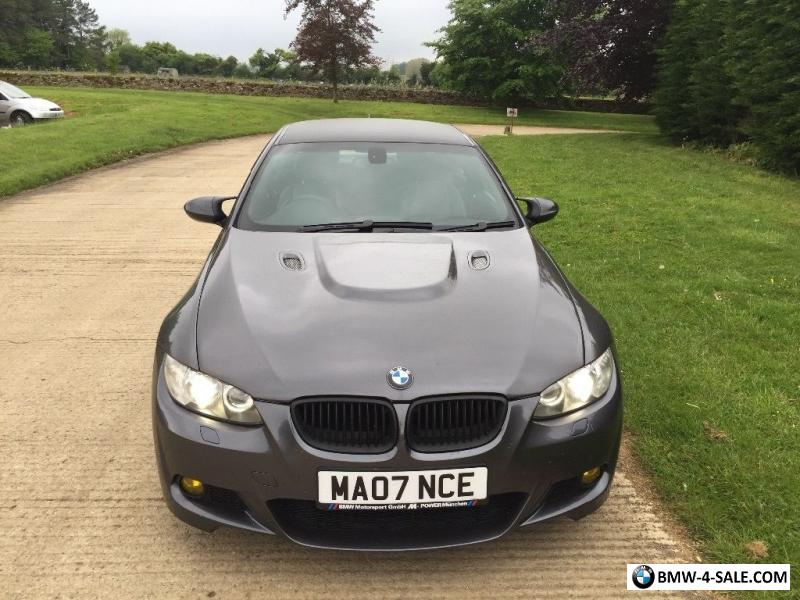 2007 Coupe 325 For Sale In United Kingdom