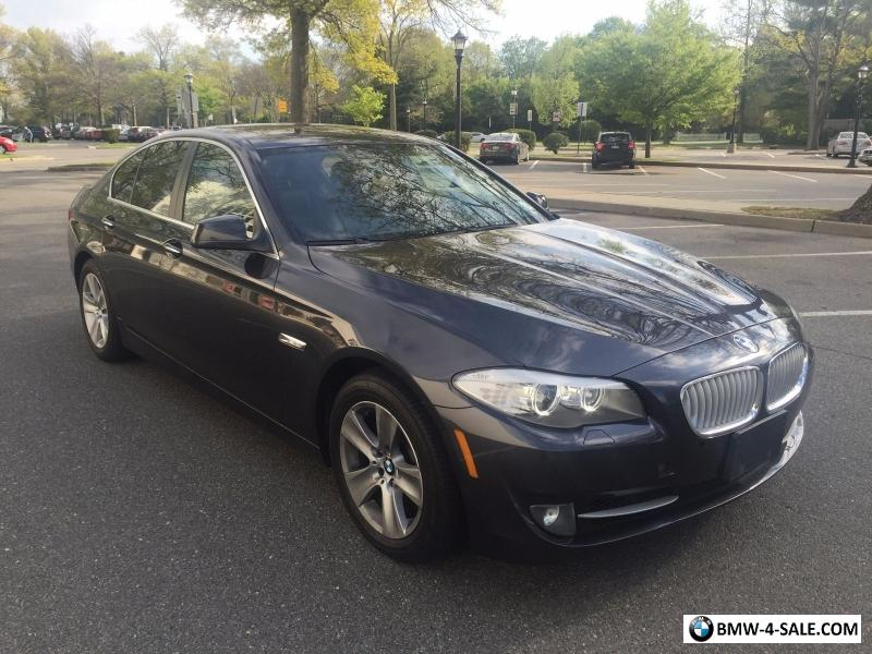 2012 Bmw 5 Series For Sale In United States