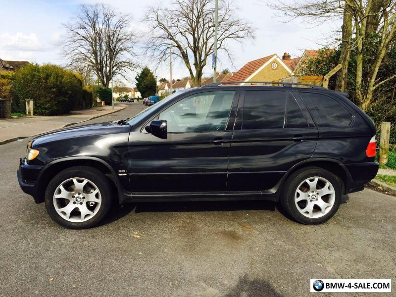 2002 Bmw X5 For Sale In United Kingdom