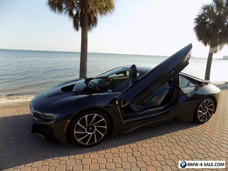 2014 Bmw I8 Twin Turbo For Sale In United States
