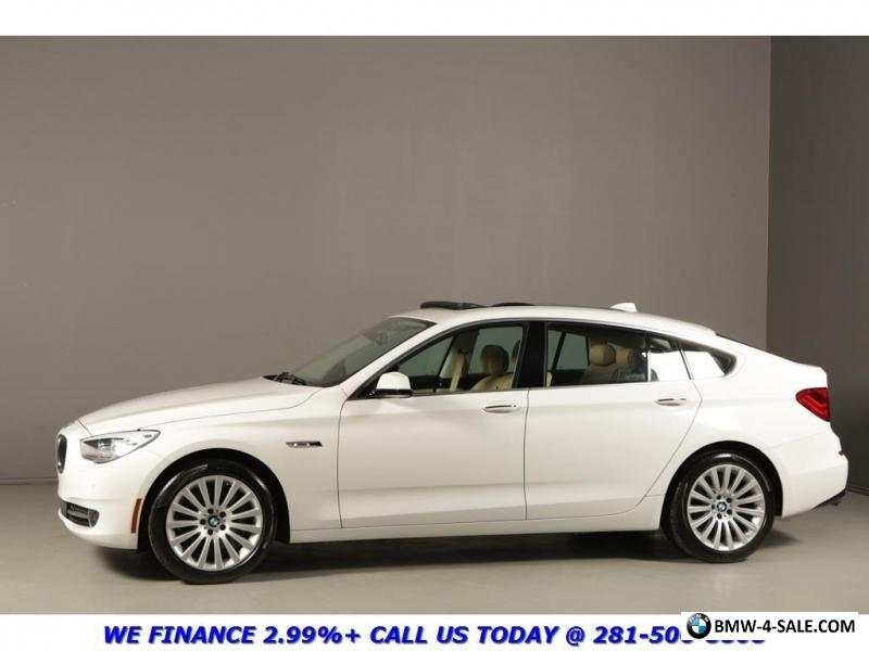 BMW Series I GT GRAN TURISMO NAV PANO HUD REARCAM - 2013 bmw gt