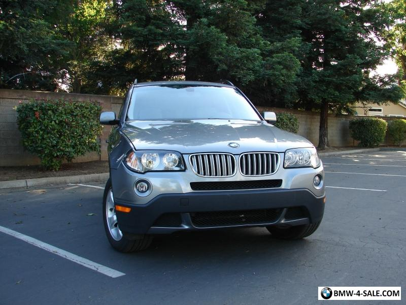 2008 Bmw X3 3.0 Si >> 2008 Bmw X3 3 0si For Sale In United States