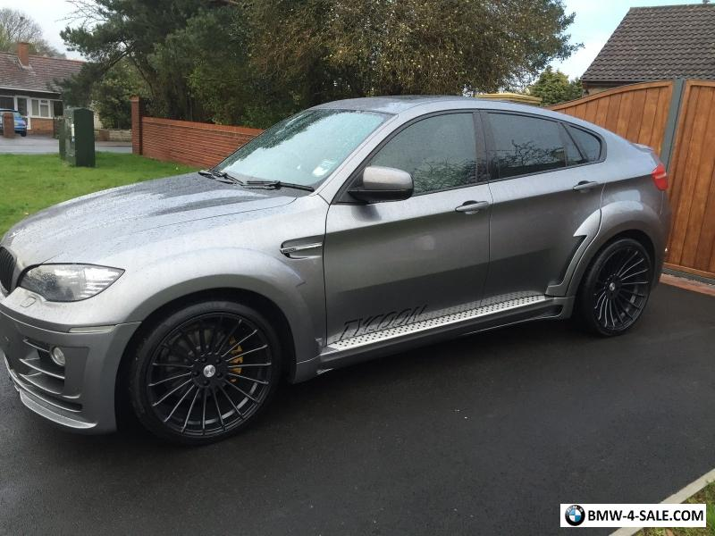 2009 3 5d Xdrive X6 For Sale In United Kingdom