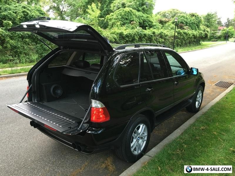 2004 bmw x5 for sale in united states. Black Bedroom Furniture Sets. Home Design Ideas