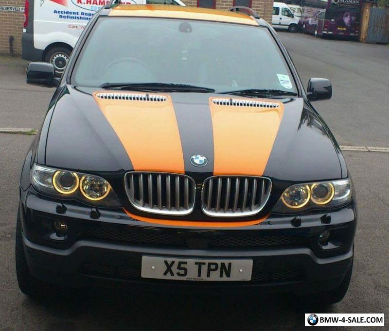 2004 Four Wheel Drive X5 For Sale In United Kingdom