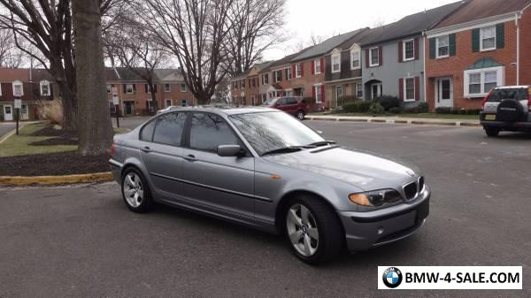 2004 Bmw 3 Series 325xi Awd 4d For Sale In United States