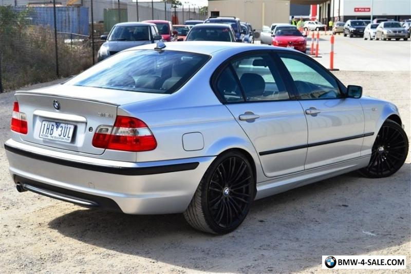2004 Bmw M Sport 318i Sports Automatic Rego Untill November For