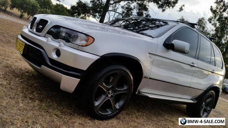 Bmw x5 for sale in australia for Bmw x5 motor for sale