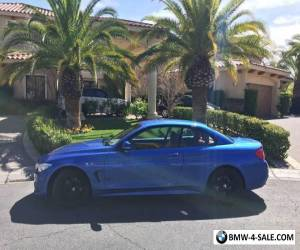 2016 BMW 4-Series CONVERTIBILE for Sale